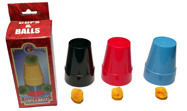 Cups and Balls FT
