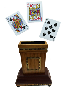 hoffman jumping cards