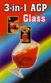 3-in-1 AGP Combo Glass