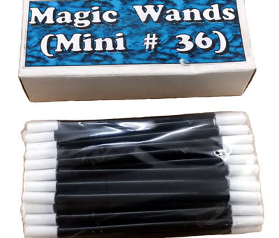 Plastic Magic Wands # 36
